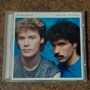 The Very Best Of Daryl Hall & John Oates Compact D
